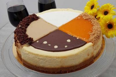 עוגת מסיבת גבינות